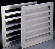Fco520 Fco521 Fco522 Aluminum Rectangular Wall Louvers 12